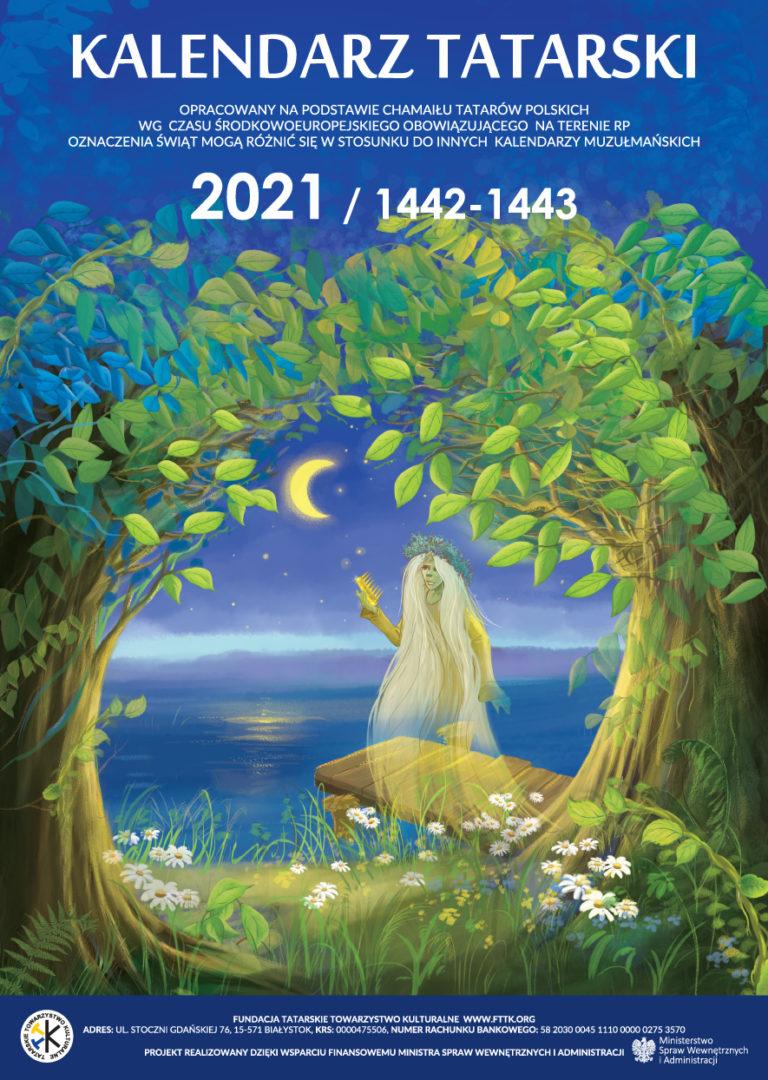Kalendarz Tatarski 2021
